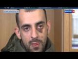 ЭКСКЛЮЗИВ!!! Допрос пленного карателя батальона 'АЗОВ'