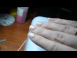 Выравнивание ногтевой пластины. Идеальные блики.