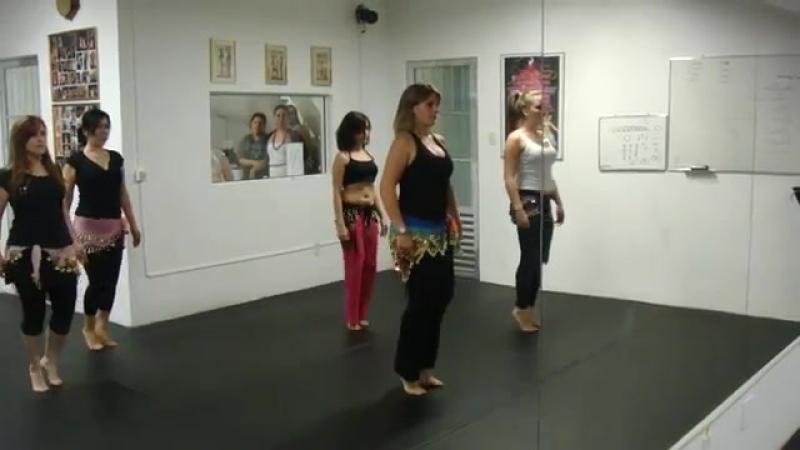Samya Farhan- Vídeo de Estudo 1 - Solo de Derbak