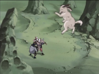 Naruto 120 - Growl! Howl! The Ultimate Tag
