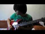 The Soulforged (Blind Guardian guitar cover)