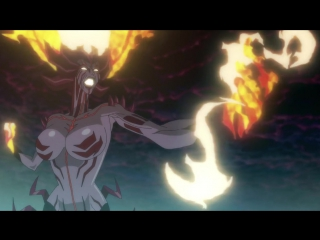 Ад Данте - Dantes Inferno (2010) Anime