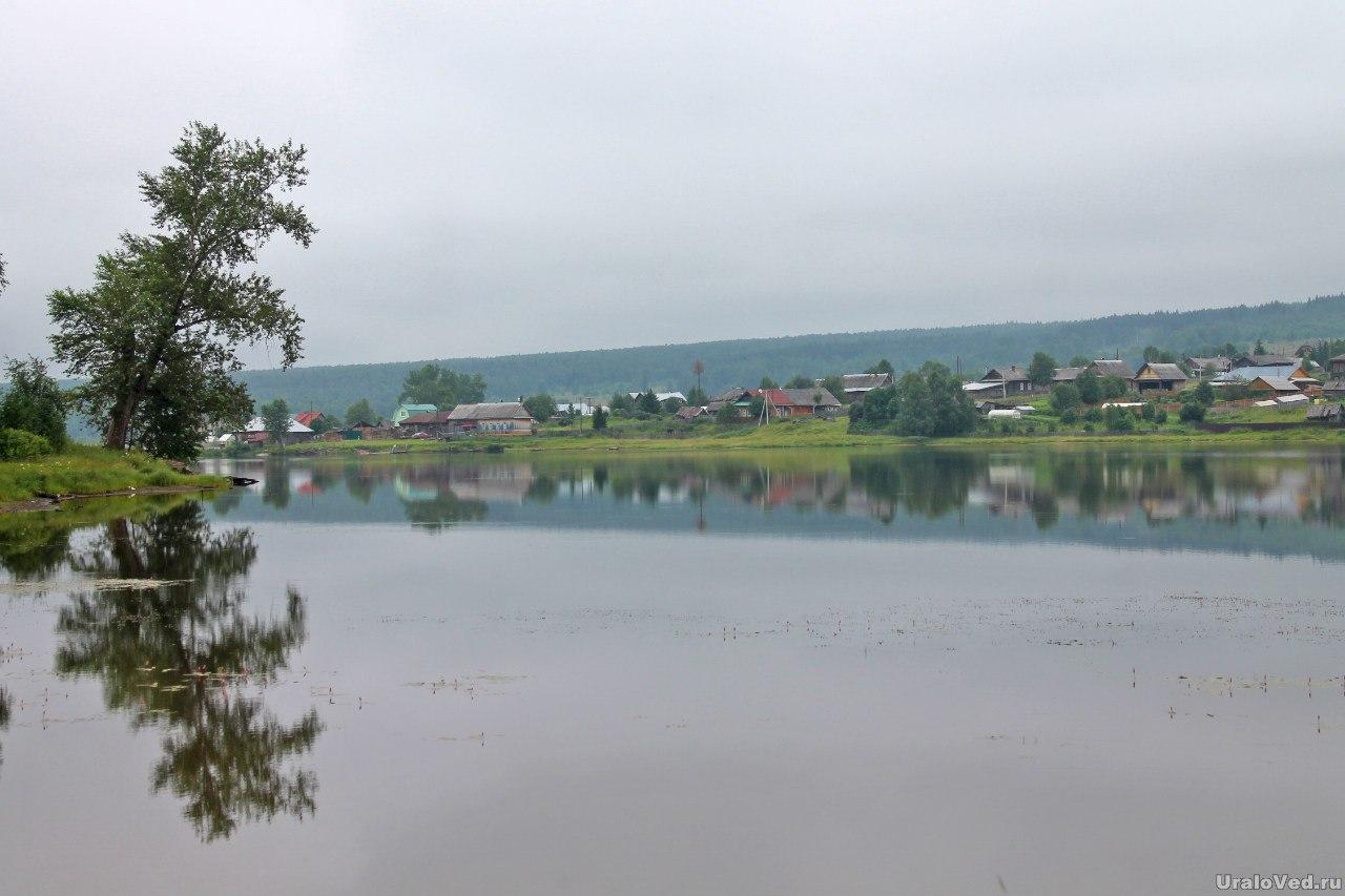 Висимский пруд