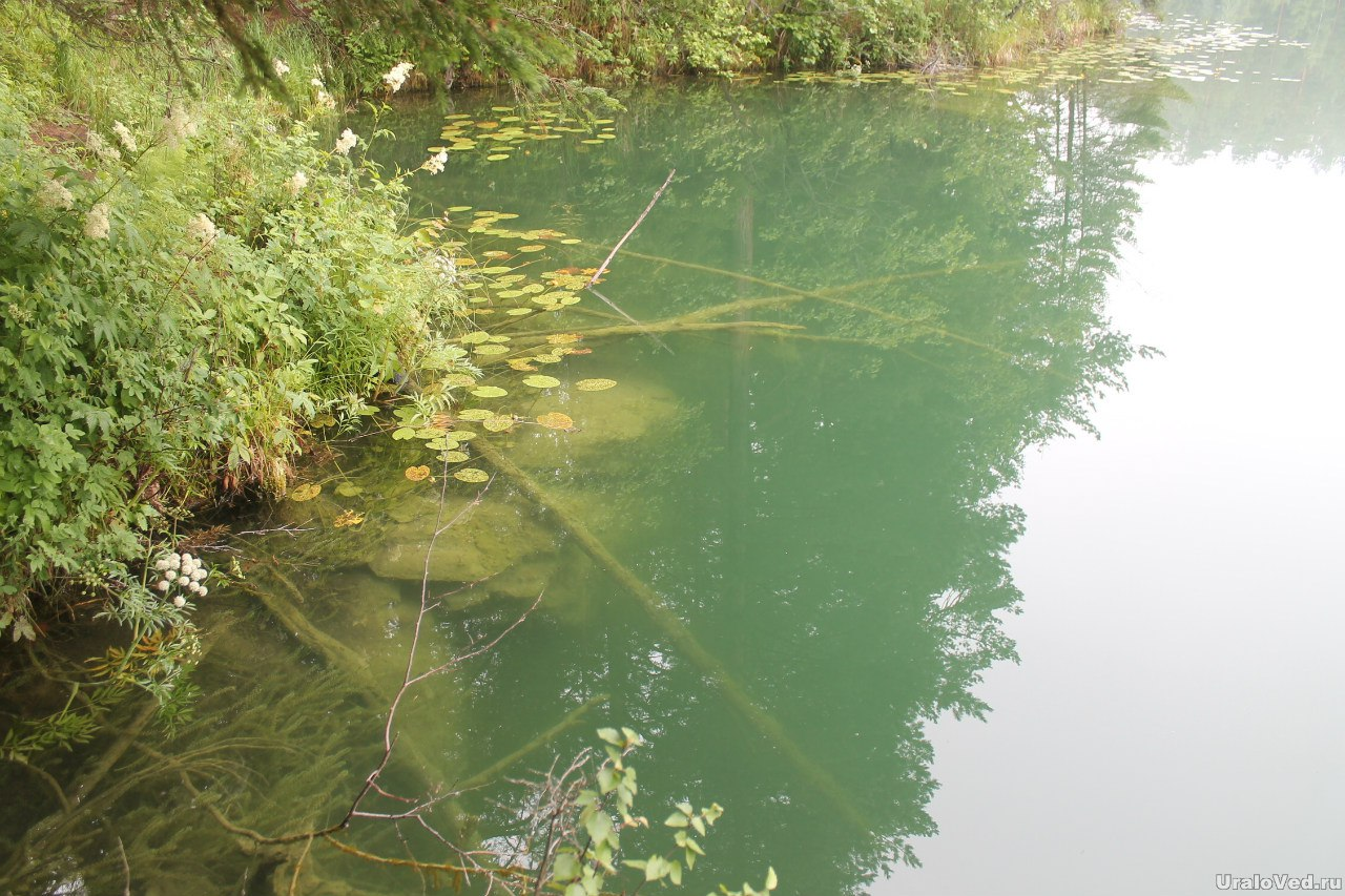Озеро Бездонное