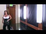 Abby Lee Miller Topless Fighting Kira 5x25