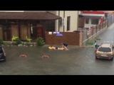 Курортный Сочи затопило