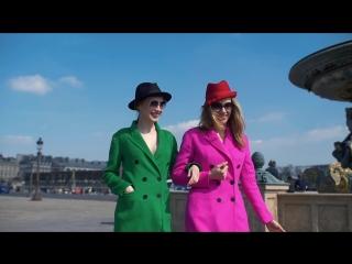 Видео ролик Evona. Франция. Новая коллекция осень-зима 2015-2016.
