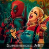 Superheroes ART | Дэдпул