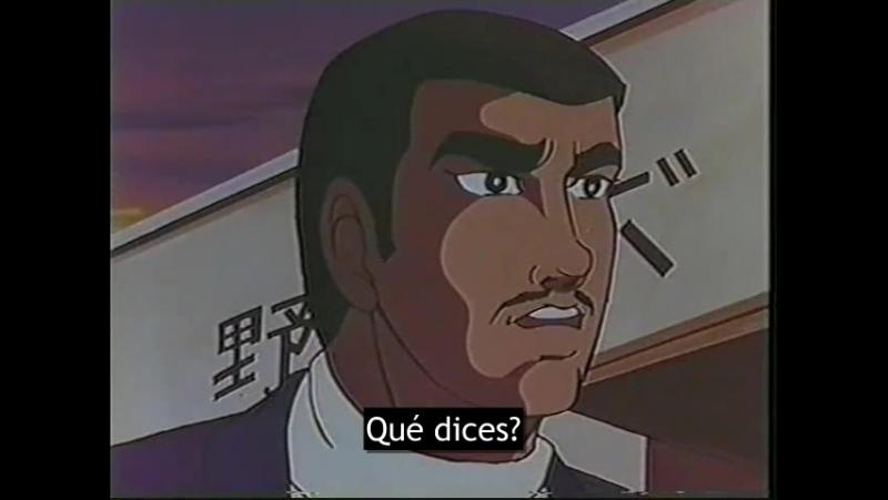 Kick no Oni (Sawamura El Campeon) - Episodio 5