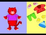 Английский язык для детей с Кукки. Одежда - English for children with Cookie. Clothes