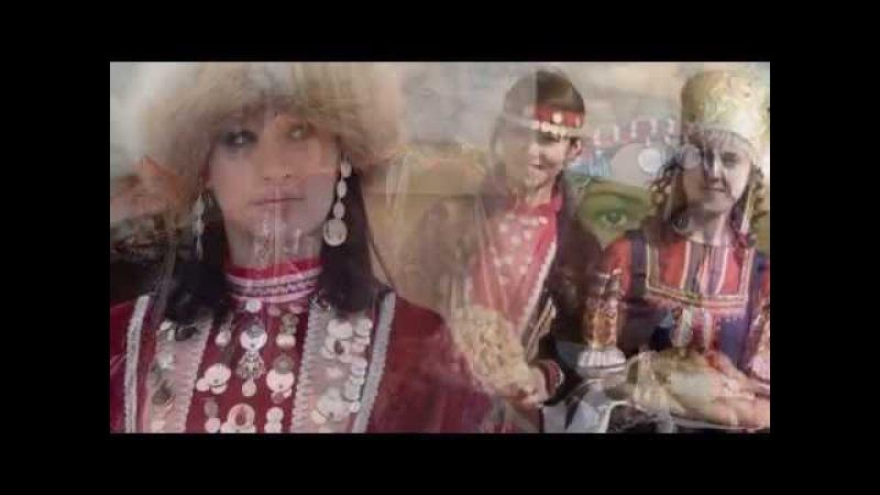Башкиры,Мадьяры,Уйгуры - Гунны. Великая Империя Гуннов.Bashkirs,Magyars,Uygurs.