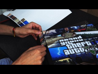 Colocando Skin de GTAV en mi PS4 | Grand Theft Auto V Skin