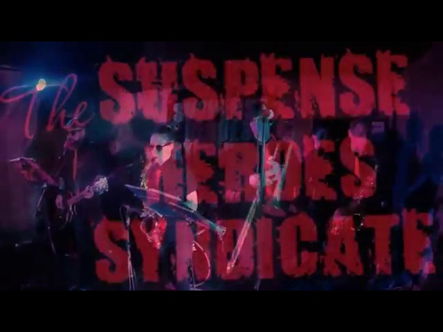 SUSPENSE HEROES SYNDICATE Live Presentation of Big Shot