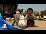 LEGO Star Wars: The Force Awakens - Геймплейный Трейлер