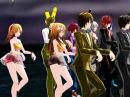 Аниматроники пять ночей с фредди аниме танцы 9