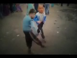 Путин и Кадыров танцуют лезгинку без Медведева