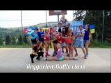 Agua Blanca 2015. Ksenia Motion Chkalova. Reggaeton Battle class