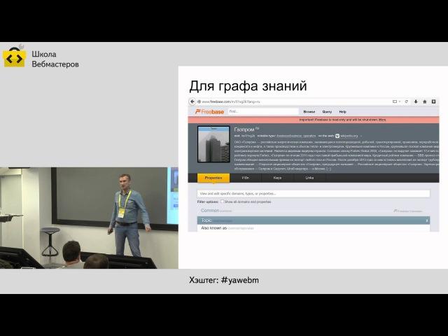 090. Основной контент аннотации и мета описания что нам они дают – Сергей Лысенко