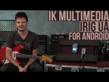 IK Multimedia iRig UA - Guitar Effects Processor for Android