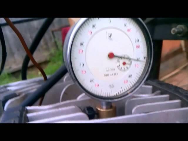 Установка Бесконтактной системы зажигания ОООСовеК на мотоцикл ЯВА. Часть 2.