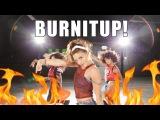 JANET JACKSON - BURNITUP! ft. Missy Elliott Kyle Hanagami Choreography