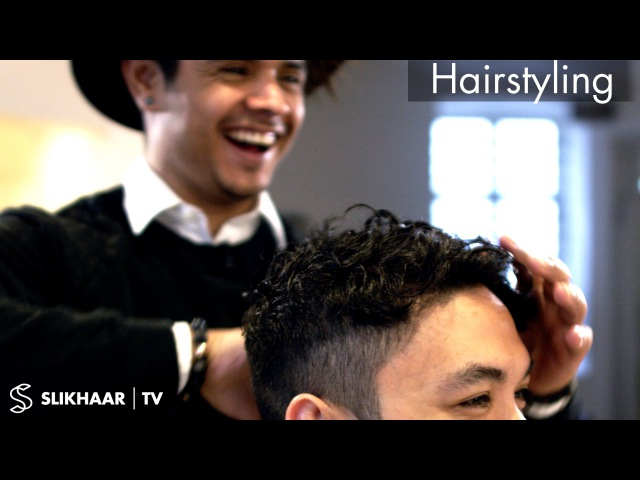 3 New hairstyles with Pomade ★ Men's hair inspiration and tips