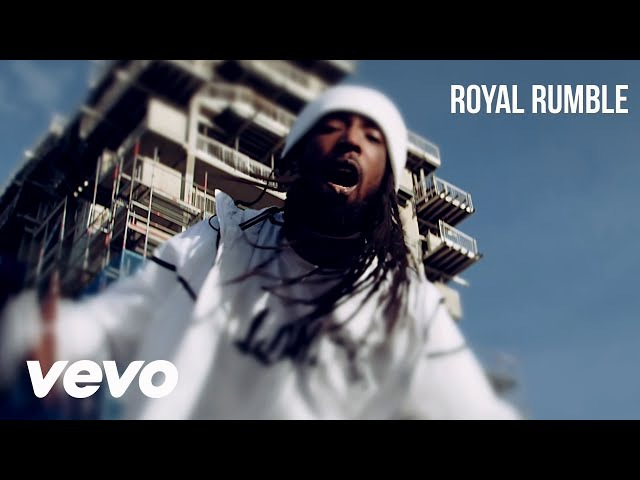 Jammer – Royal Rumble (Feat. Lethal Bizzle, D Double E, Footsie, Shorty Many more)