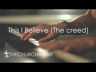 This I Believe (The Creed) | Hillsong Cover | No Other Name