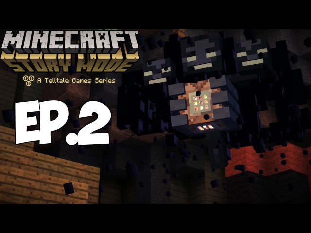 Minecraft: Story Mode: Эпизод 1 - Орден Камня - 2