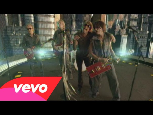 Aerosmith - Fly Away From Here