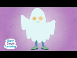 Knock Knock, Trick Or Treat Halloween Song Super Simple Songs