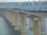 Раскачивающийся мост через Волгу (полная версия)