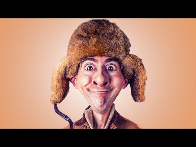 Create Caricature From A Photo | Photoshop CC Tutorial
