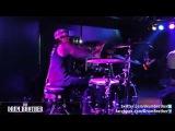 Emmure (Mark Castillo) - 'Protoman' live drum cam