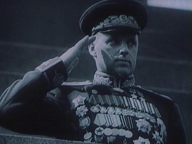 Генерал Кинжал или Звездные часы Константина Рокоссовского