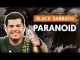 Paranoid - Black Sabbath  (How to Play - Guitar Solo Lesson)
