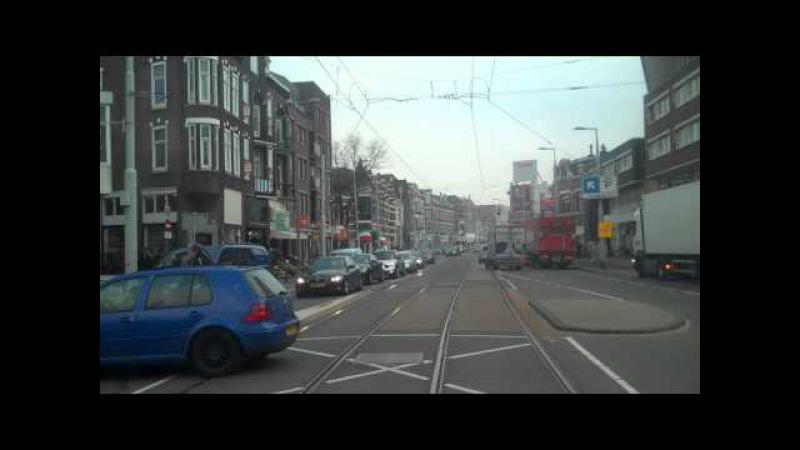 Lijn 4 RET Molenlaan - Spangen in HD -1-