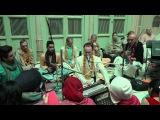 Hare Krishna Kirtan - H.G.Prahalad Prabhu at  Prem Sarovar  Barshana