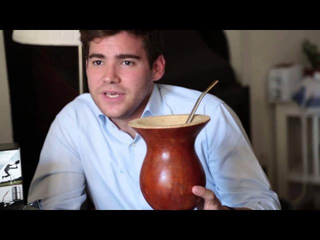 Представитель марки Reserva del Ché расскажет о национальном напитке Аргентины - мате.