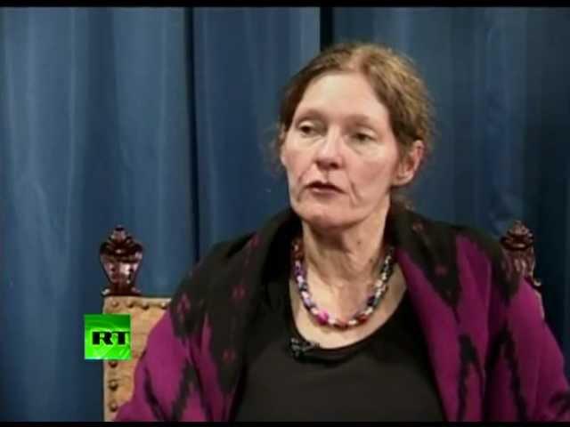Интервью с Кристин Ассанж - матерью основателя WikiLeaks