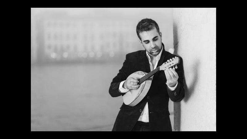 Bach Partita No. 2 in D Minor - Allemanda - Jacob Reuven mandolin