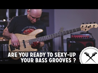 + (90) Sexy Up Your Bass Grooves / Scott's Bass Lessons