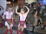 НОВОСТИ. Фестиваль детской художественной гимнастики