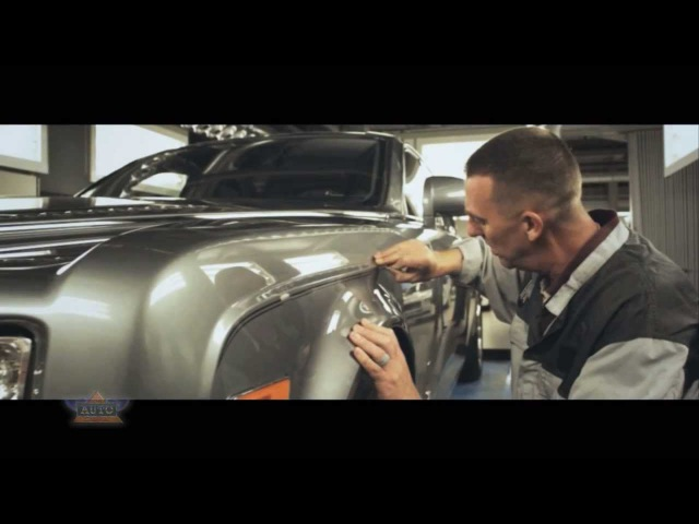 Rolls-Royce: The Prince and the Coachline Painter