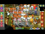 Plants vs Zombies 2 - Chef Gargantuar vs Zombot Aerostatic Gondola