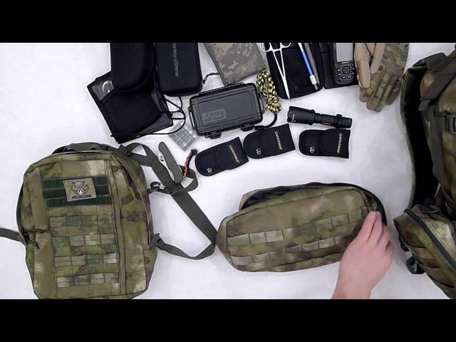 Видео-ревю (ч.1) рюкзака полевого 3-дневного LRPB-3D by P1G-TAC® от Pablitto Coldblooded