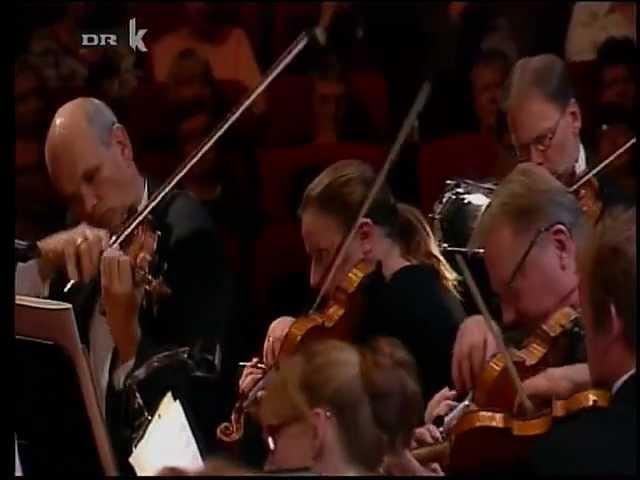 © Brahms symphony 4 opus 98 - Danmarks Radio SymfoniOrkestret - Joshua Weilerstein