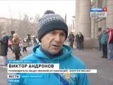 В Петербурге по случаю Дня матери мы провели первый