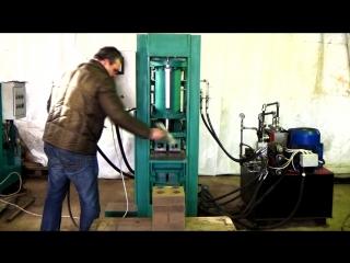 Автоматический станок для гиперпрессования АКС - 7