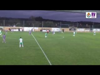 18 тур | «Сомосас» 3:0 «Реал Вальядолид Б»
